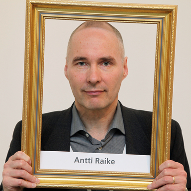 Antti Raike