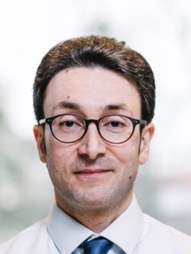 A picture of Mario Di Francesco
