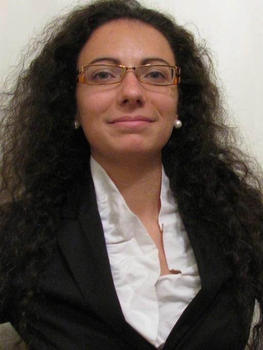 A picture of Emmanuelle Castagnoli