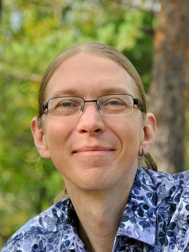 A picture of Lassi Haaranen