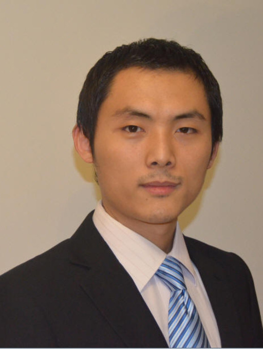 A picture of Haichao Wang
