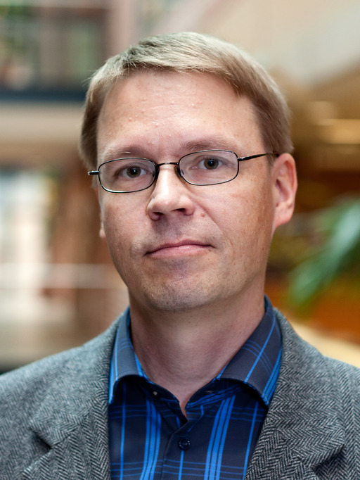 A picture of Markku Sopanen