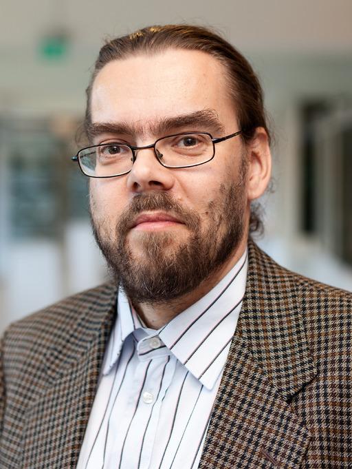 A picture of Kari Laasonen