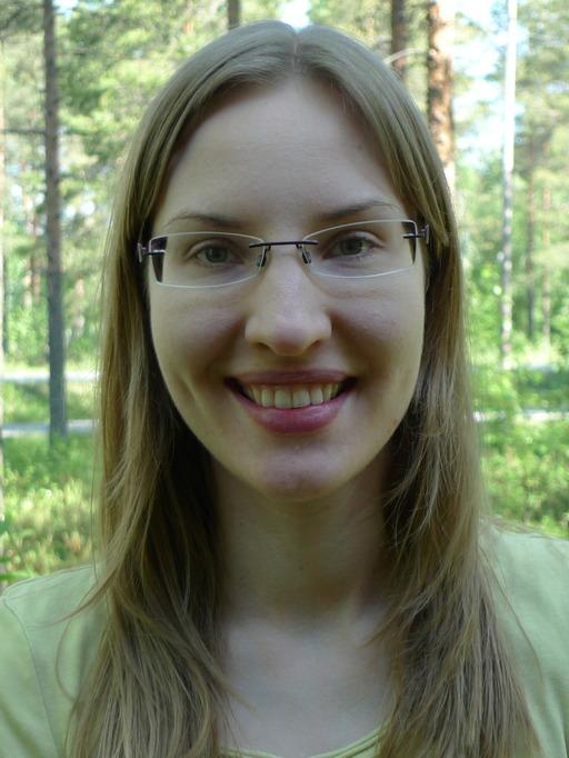 A picture of Kaisa Västilä