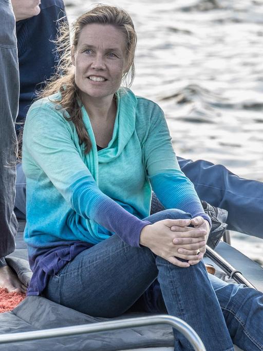A picture of Kaisa Schmidt-Thomé