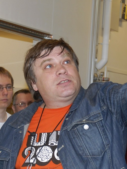 A picture of Igor Todoshchenko