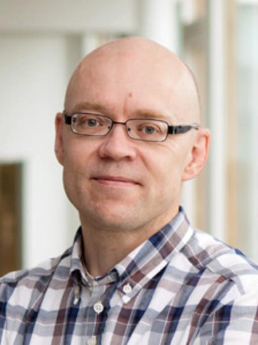 A picture of Jyri Hämäläinen