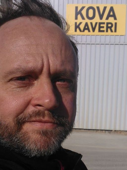 A picture of Max Ryynänen