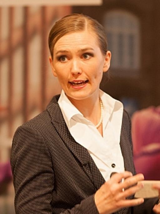 A picture of Mari Lundström