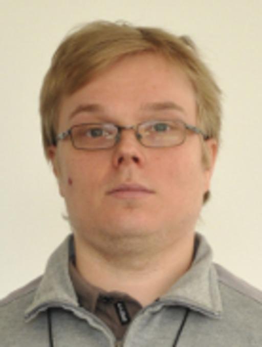 A picture of Tommi Huhtamäki