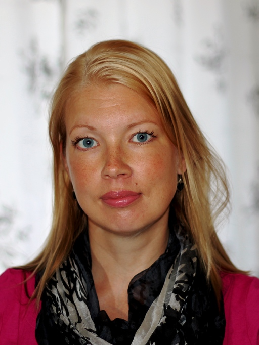 A picture of Nora Sillanpää