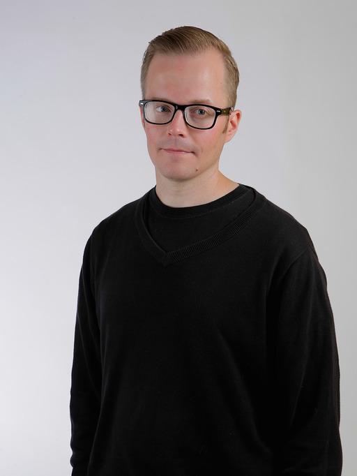 A picture of Arttu Polojärvi