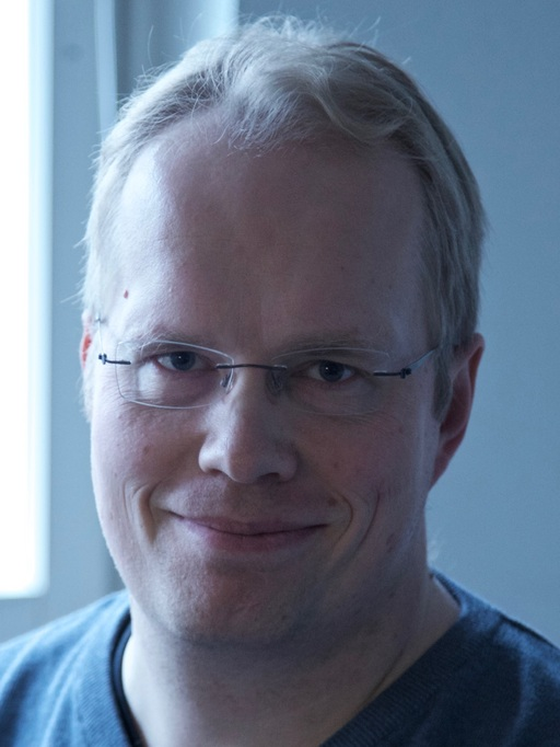 A picture of Antti Koskinen