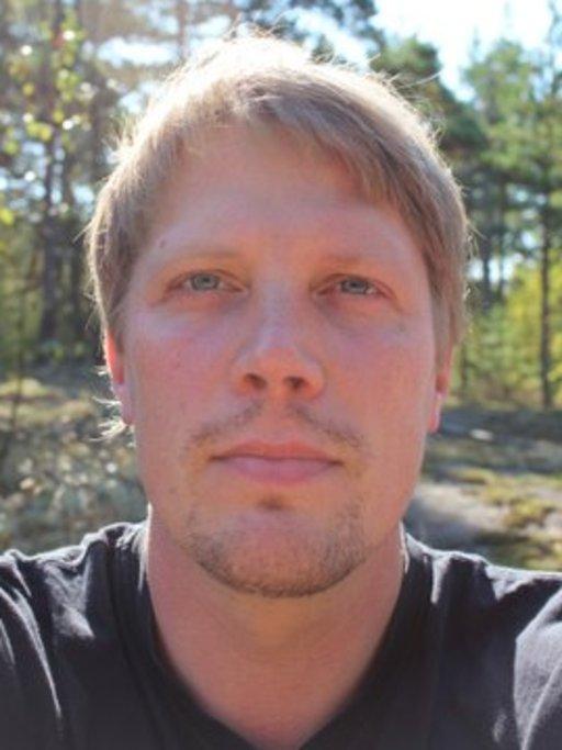 A picture of Teemu Mäntylä