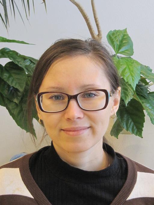A picture of Marina Sushko