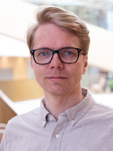 A picture of Matti Sarvimäki