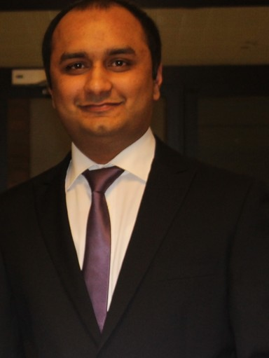 A picture of Muhammad Owais