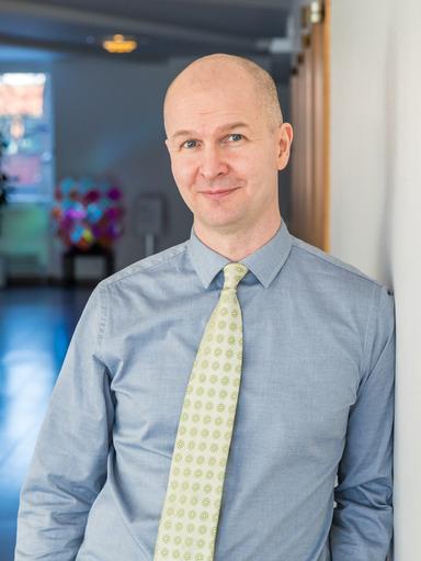 A picture of Hannes Päivänsalo