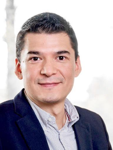 A picture of Rodrigo Serna Guerrero