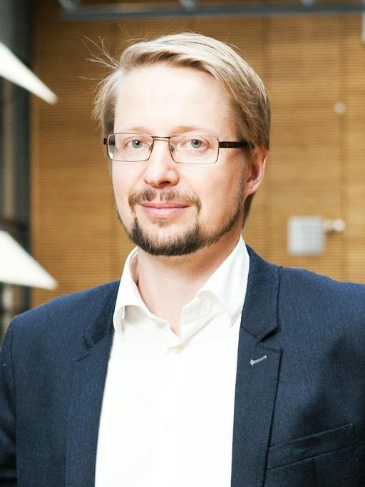 A picture of Heikki Ihasalo