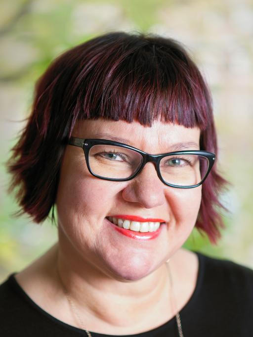 A picture of Mari Syväoja
