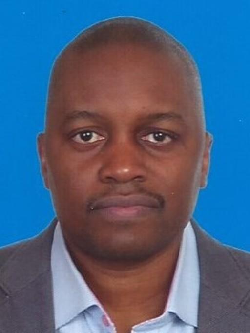 A picture of Edward Mutafungwa