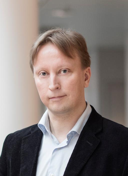 A picture of Simo Särkkä