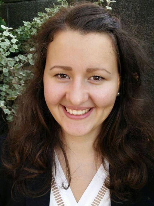 A picture of Camilla Tuomela