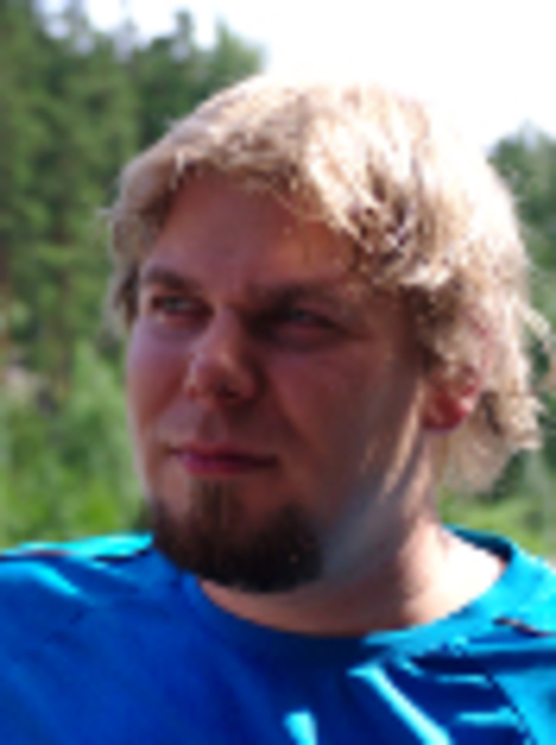 A picture of Tuomas Turunen