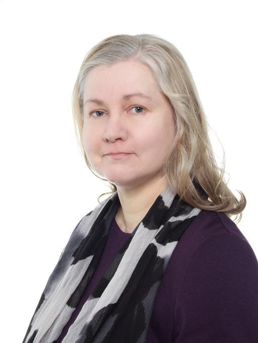 A picture of Hannele Suhonen