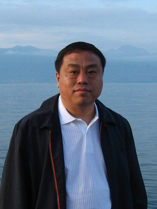 A picture of Yongdan Li