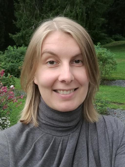 A picture of Lotta Karlsson-Laitinen