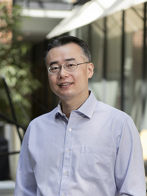 A picture of Quan Zhou