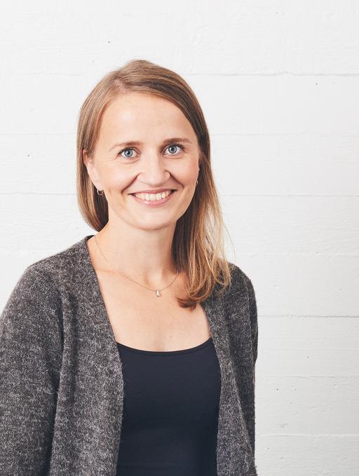 A picture of Jutta Kasslin