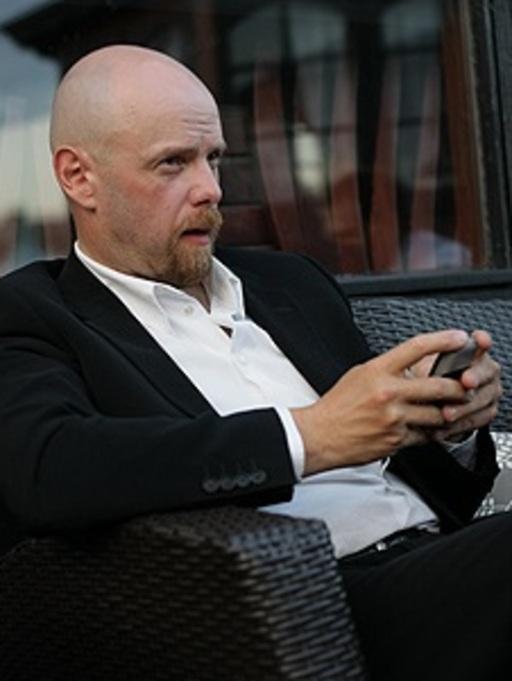 A picture of Mika Vainio