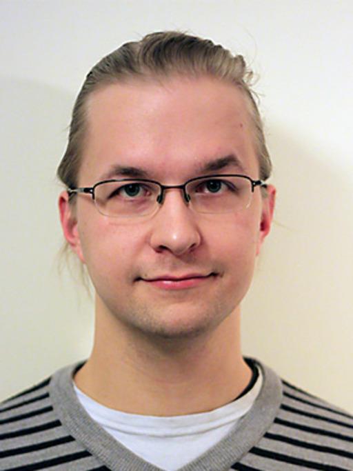 A picture of Janne Oittinen