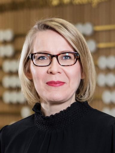 A picture of Nina Granqvist