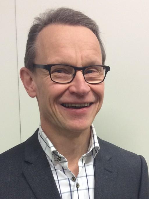 A picture of Seppo Borenius