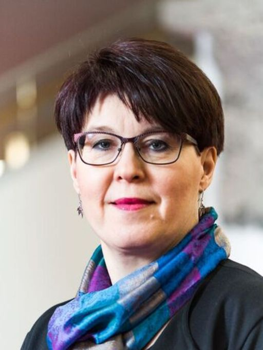 A picture of Riitta Silvennoinen