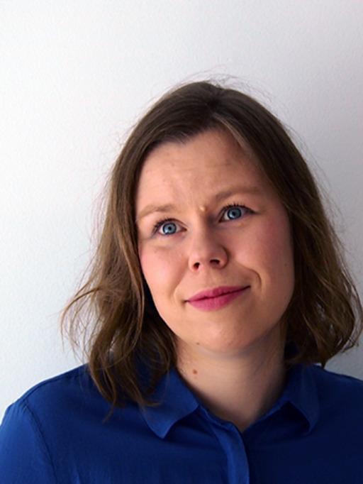 A picture of Sanna Hellstén