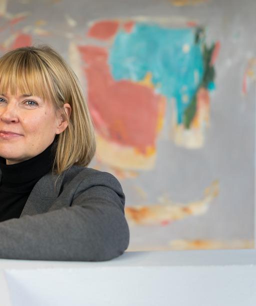 A picture of Mervi Paulasto-Kröckel
