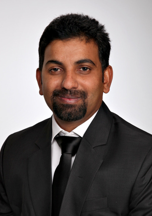 A picture of Anish Philip