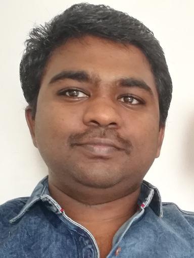 A picture of Karthikeyan Jeyakumar