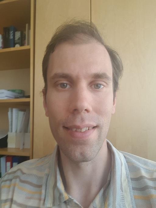 A picture of Simo Kilpeläinen