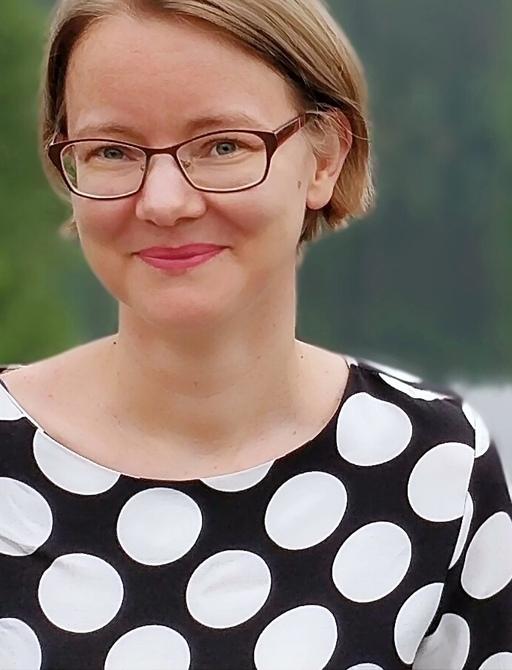 A picture of Anu Lehtovuori