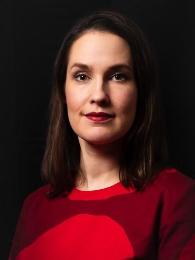 A picture of Johanna Bovellan