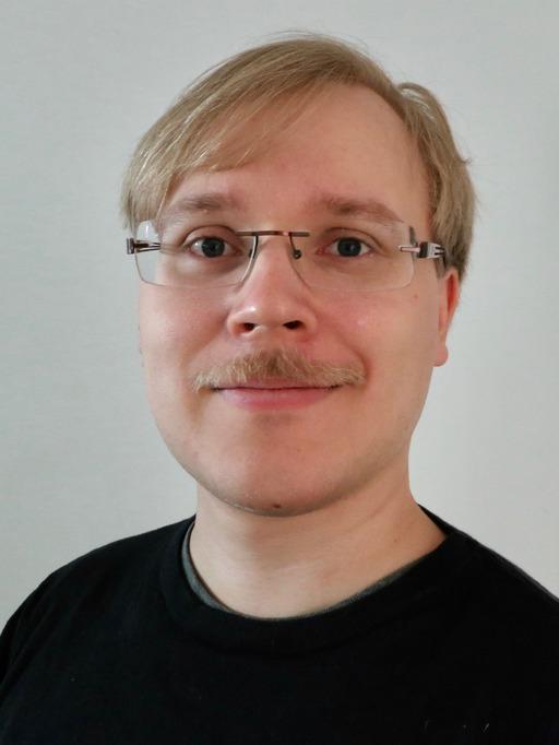 A picture of Heikki Nurmi