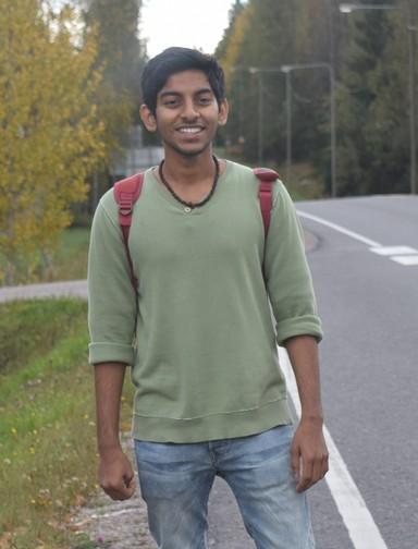 A picture of Siddharth Jayaprakash
