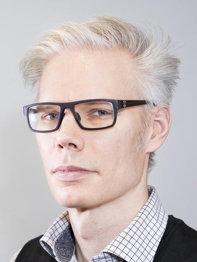 A picture of Jaakko Kotimäki