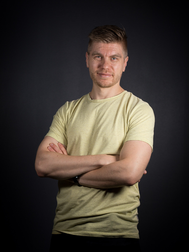 A picture of Matti Ahlgren